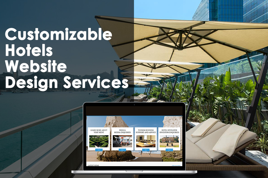 Fully customized Hotels Website Design Services In Philadelphia